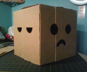 Multi-face Minecraft Head