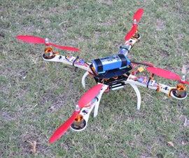 DIY Quadcopter for Beginners