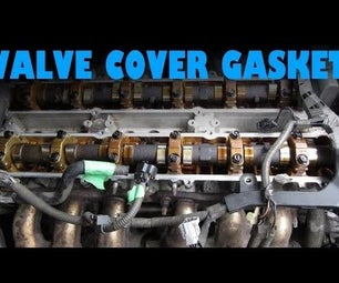 Valve Cover and Spark Plug Replacement