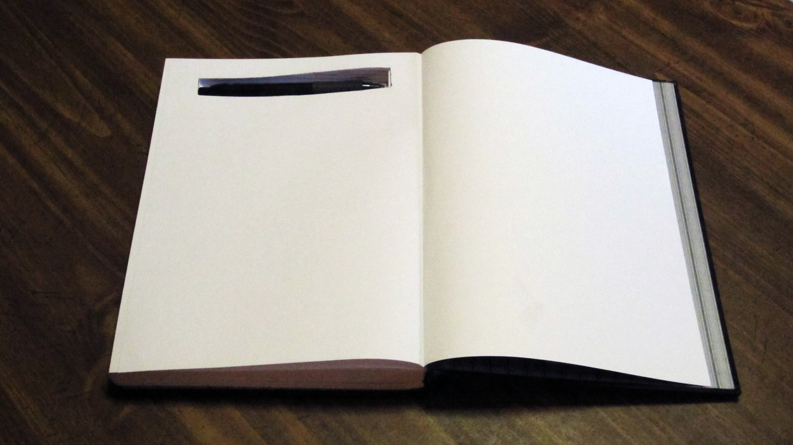 Picture of Always Keep a Pen With Your Sketchbook