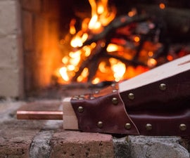How to Make a Fireplace Bellows