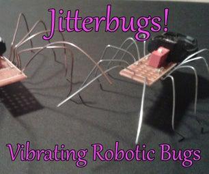 Jitterbugs! Vibrating Robotic Bugs