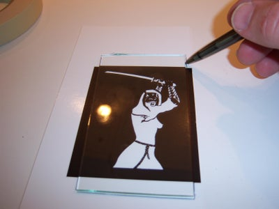 Print and Trim Your Stencils