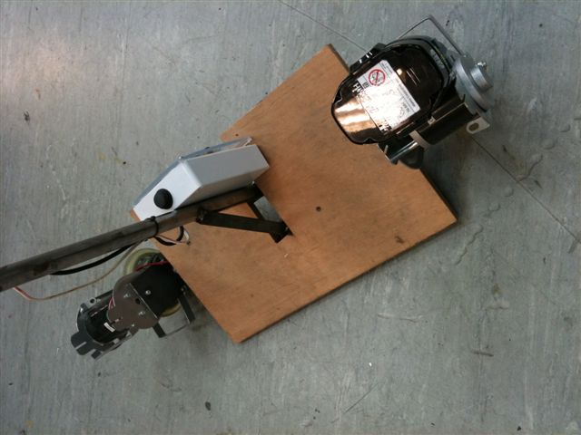 Picture of Frame/Motors