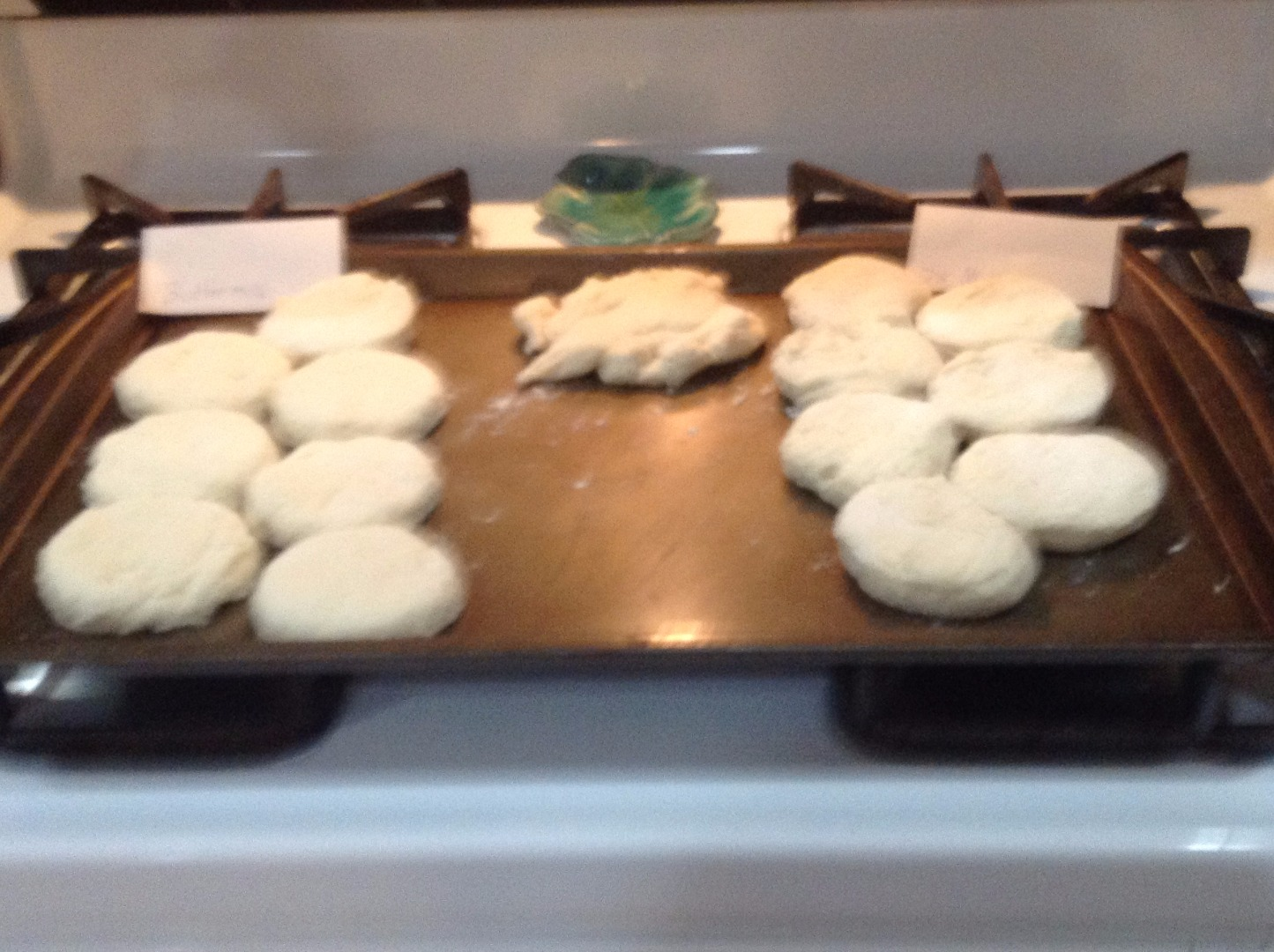 Picture of Cut Biscuits