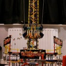 Knex Drop ride-Detonator