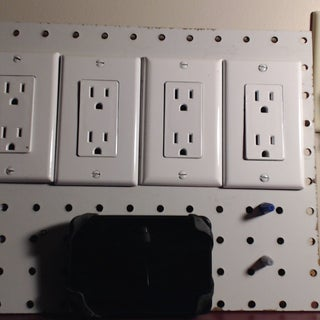 Web Controlled 8-Channel Powerstrip