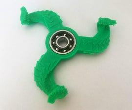 The Fractal Spinner