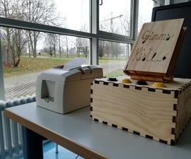 GrimmsBox: Build Your Own Storytelling Device