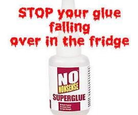 Maker Safety: No Spill Superglue