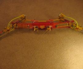 Pineapplebobthegreat's Knex Cyber Bow