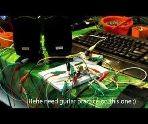How to Make Guitar Amp - Prototype