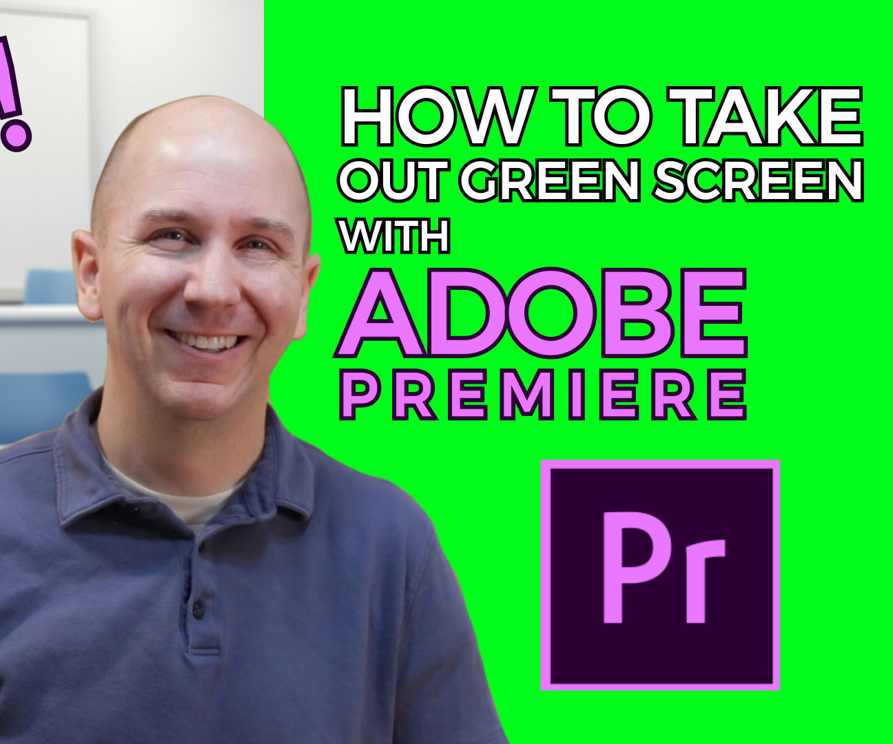 How to Remove Green Screen in Adobe Premiere Pro CC: 10