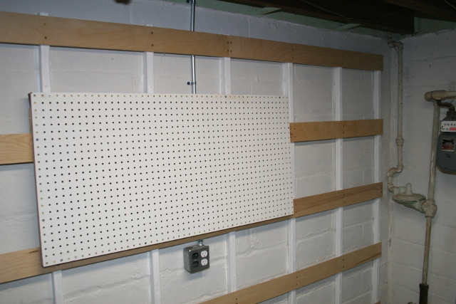 Picture of Hanging Stuff From the Cleats