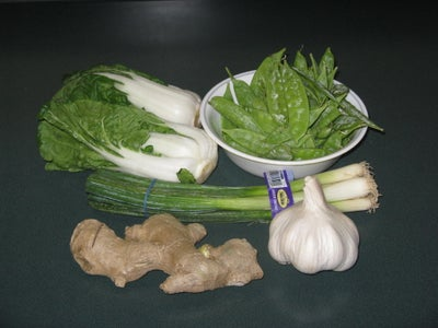 Soup Ingredients