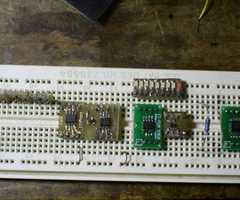 Make SMD to DIP adapters