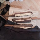 Wooden Knives