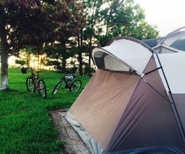 Glamping Tips and Tricks - How One Family Does It