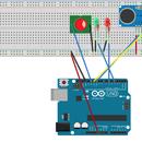 Arduino Sensor With LED and Buzzer