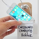 How to Make Smartphone Charging Holder From Carboard