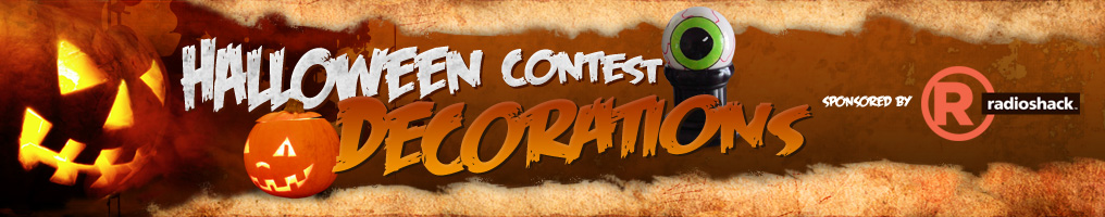 halloween decorations contest - Halloween Decorating Contest