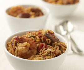 6-Ingredient Jambalaya