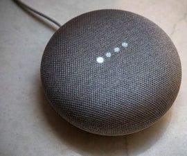 Get a Screen for Your Google Home Using Raspberry Pi and Dialogflow (Chromecast Alternative)