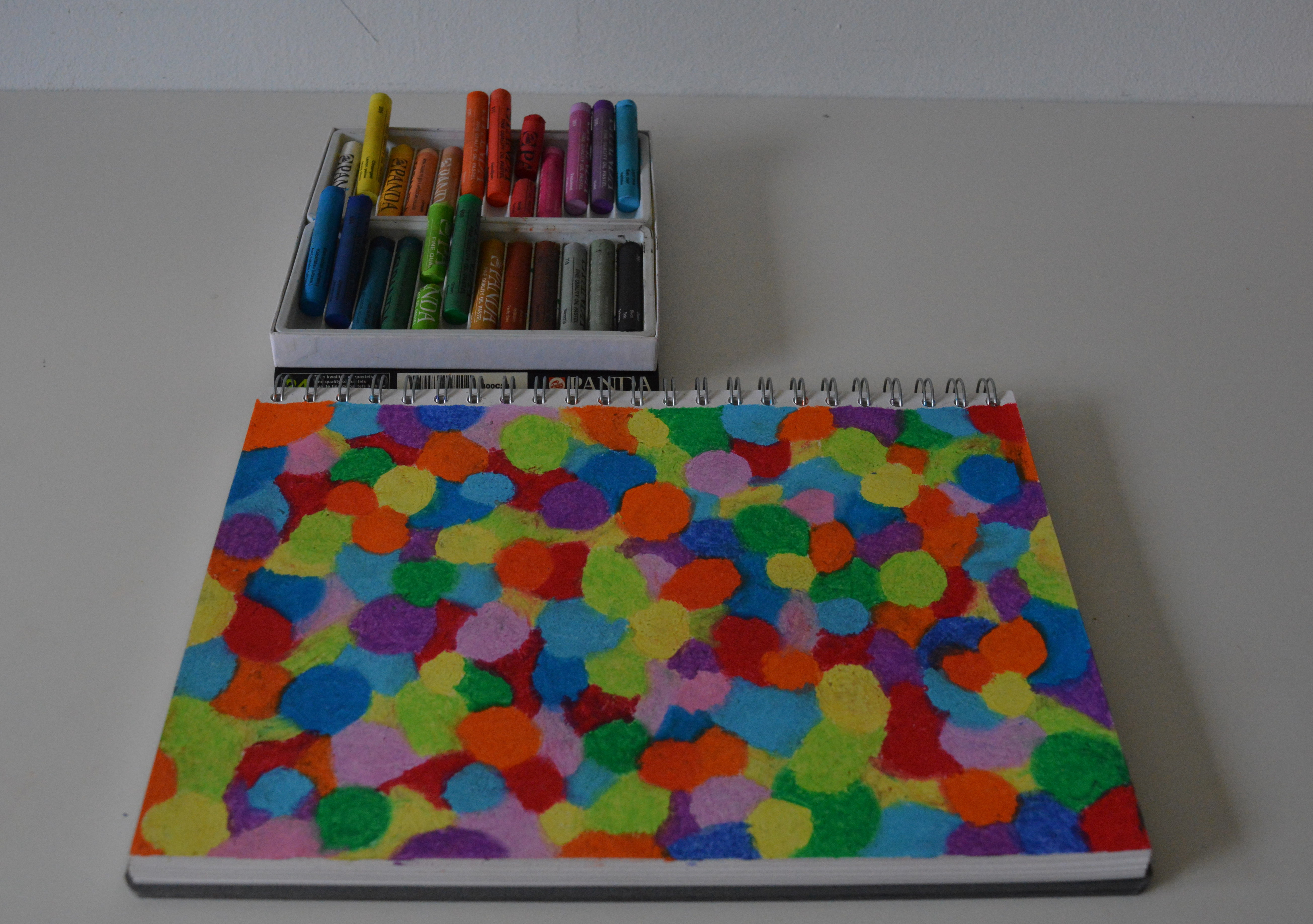 Picture of Coloring Your Page