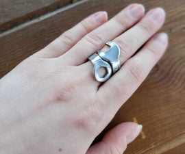 Simple Wrench Ring