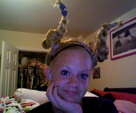 How to Create Crazy Hair :)