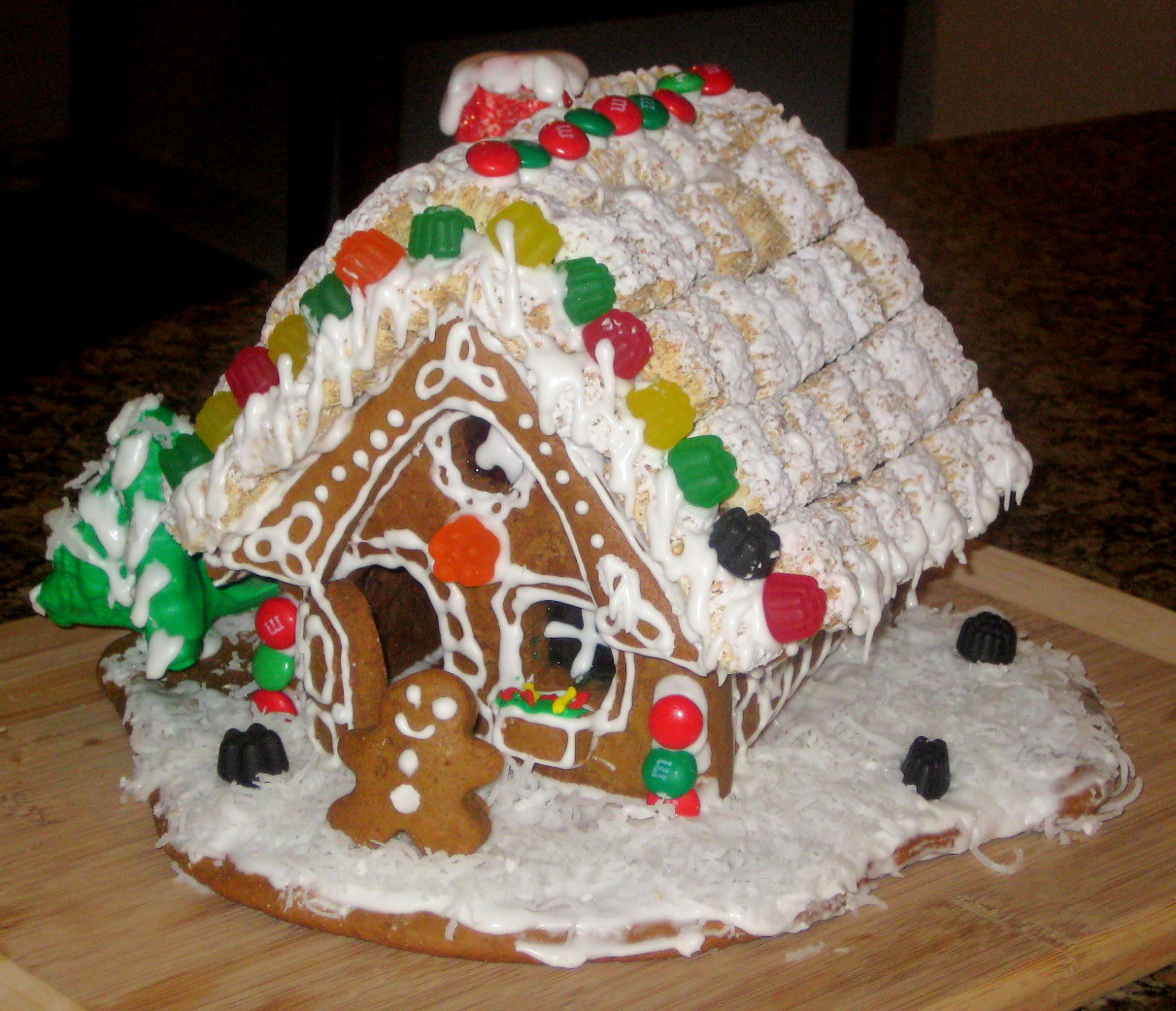 Picture of Little Gingerbread Cottage