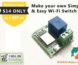 (DIY) How to Make ESP8266 Ultra Mini & Simple Relay Home Automation Board