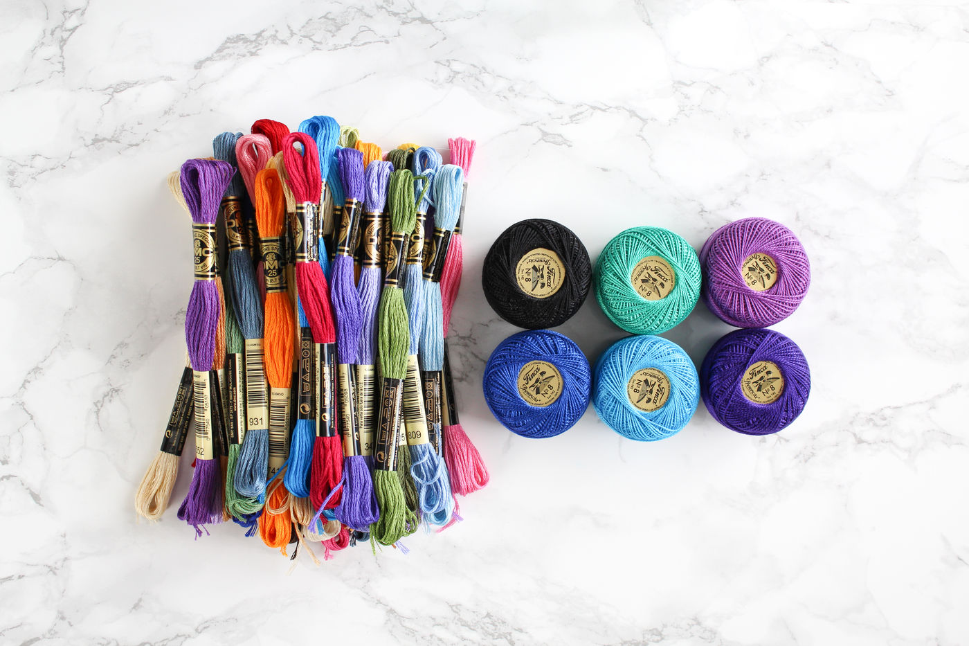 Choosing Embroidery Floss