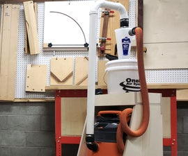 Making a Dust Collection Cart