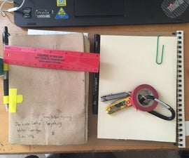 The Adventure Sketchbook