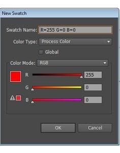 Applied Desired Stroke Color