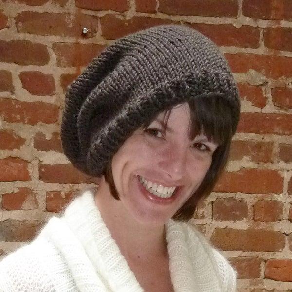 Easy Knit Hat Pattern