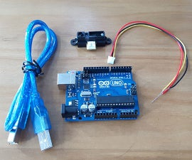 Sharp Sensor Tutorial With Arduino Uno - Learn to Measure Distance