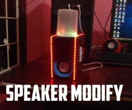 Speaker Modify!