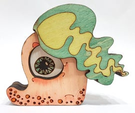 激光切割木材的水彩:提示和技巧