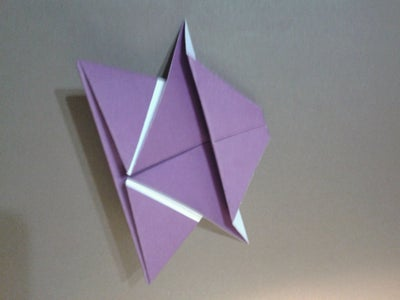 Fold Two Origami Sumo Warriors