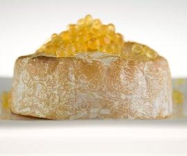 Molecular Gastronomy - Honey Caviar