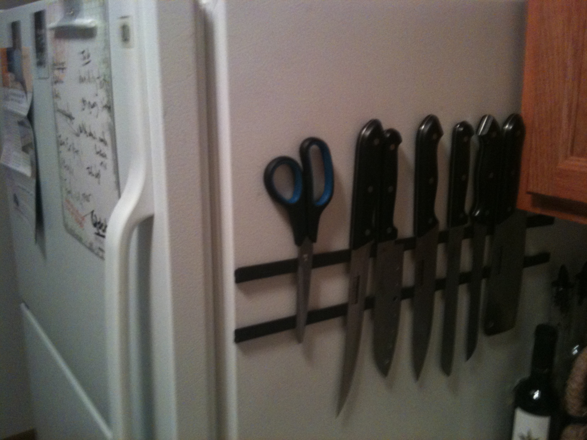 Picture of Magnetic Knife Holder