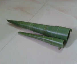 Palm Pipe Wind Instrument