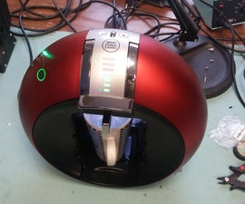 JavaStation (Self-Refilling Fully Automatic IoT Coffee Maker)