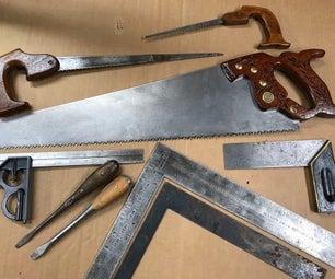 Tool Restoration