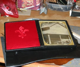 Daguerreotype Photographs the Old Fashioned Way