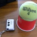 Alarming Tennis Ball