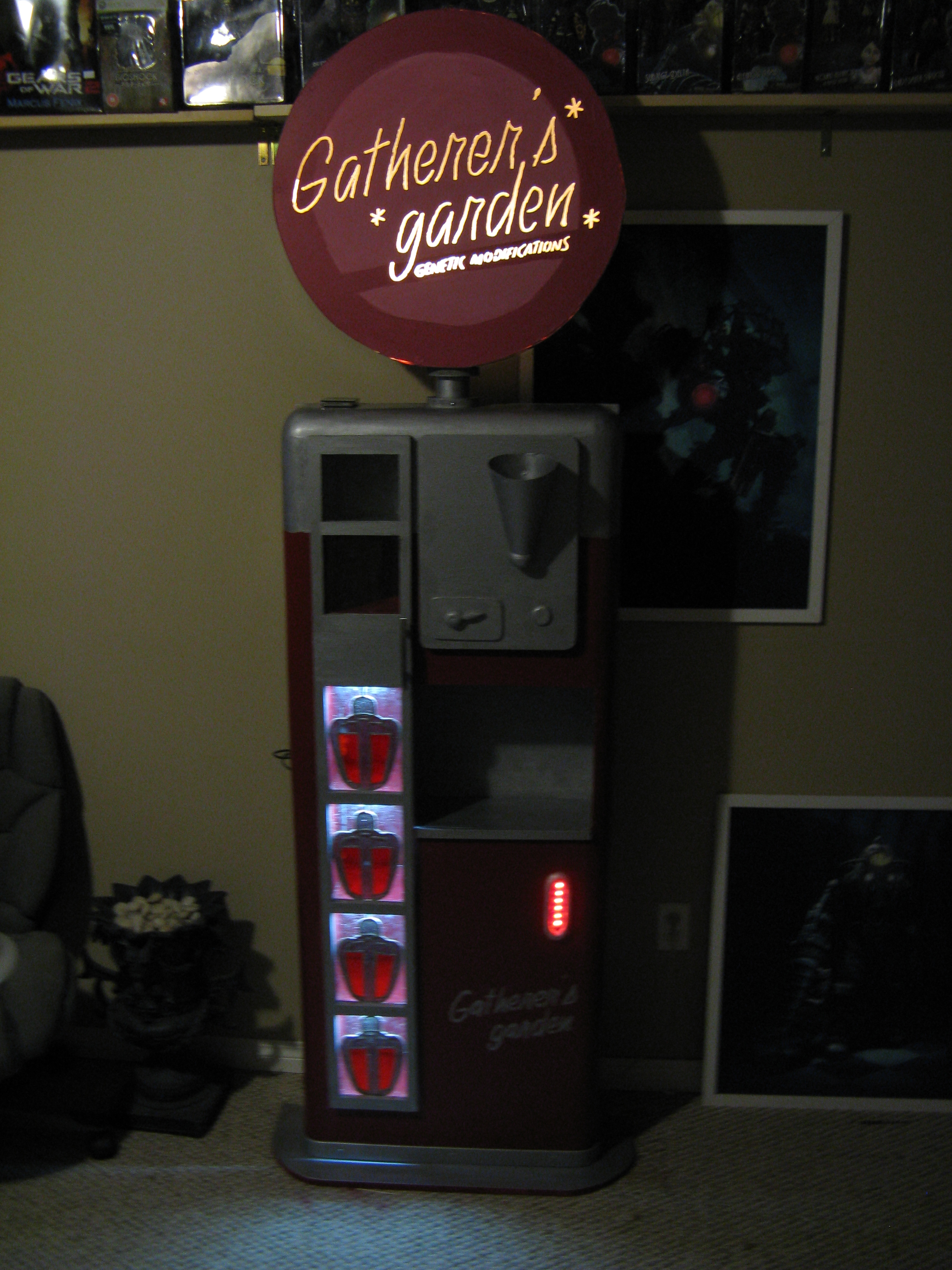 Picture of Bioshock Life Size Gatherer's Garden BY FLOPPYTY