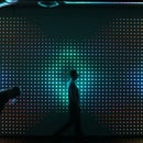 Make an interactive iPad controlled LED Wall